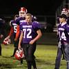 Boys Varsity Football - 9/30/2011 Homecoming Fruitport