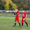 Boys Varsity Football - 10/7/2011 Newaygo