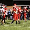 Boys Varsity Football - 10/7/2011 Newaygo