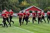 Boys Varsity Football - 8/24/2012 Sparta