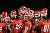 Boys JV Football - 9/20/2012 Grant