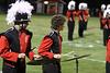 High School Band - 9/28/12 Boys Varsity Football Spring Lake