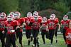 Boys Varsity Football - 9/28/2012 Spring Lake