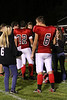 Boys Varsity Football - 9/27/2013 Homecoming Grant