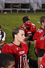 Boys Varsity Football - 10/12/2013 Leslie