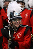 Marching Band - Halftime @ Boys Varsity Football - 9/6/2013 Fruitport