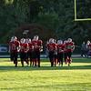 Boys Varsity Football - 9/27/2014 Homecoming Spring Lake