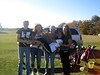 Freshman hazing? Girls Golf - Fall 2012 Miscellaneous (Photographer: Rick Content)