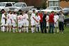 Boys Varsity Soccer - 10/6/2010 Grant