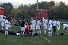 Boys Varsity Soccer - 10/11/2011 Newaygo