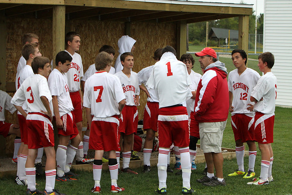 Boys JV Soccer - 9/13/2012 Orchard View