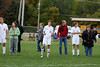 Boys Varsity Soccer - 10/1/2012 Grand Rapids W. Catholic (Parent's Night)