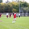 Boys Varsity Soccer - 10/7/2014 Orchard View (Parents' Night)