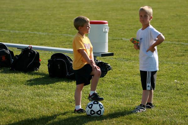 Girls Varsity Soccer - 5/19/2010 Conference Grant