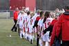 Girls Varsity Soccer - 3/31/2011 Kent City