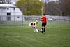 Girls JV Soccer - 5/9/2011 Hart