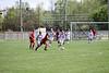 Girls JV Soccer - 5/9/2012 Spring Lake