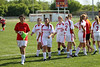Girls JV Soccer - 5/18/2012 Reed City