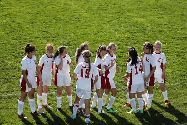 Girls JV Soccer - 5/18/2015 Orchard View