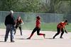 Girls Varsity Softball - 4/27/2010 Grant