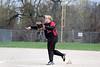 Girls Varsity Softball - 4/22/2014 Spring Lake