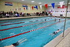 Boys Varsity Swimming - 2/5/2014 Spring Lake