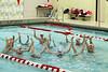 Girls Swimming - 9/29/2011 Muskegon Catholic Central (Parents' Night, Seniors' Night)
