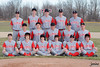 Boys JV Baseball - 2009-2010