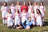 Girls JV Soccer - 2009-2010