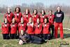 Girls Varsity Soccer - 2009-2010
