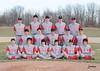 Boys JV Baseball - 2009-2010