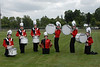Marching Band Drum Line - 2010-2011