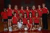 Girls Freshman Volleyball - 2010-2011