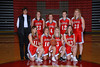 Girls JV Basketball 2010-2011
