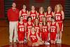 Girls Freshman Basketball 2010-2011