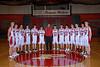 Boys JV Basketball 2010-2011