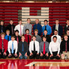 2012-2013 Boys Track Team (Photography by Geskus Photography)