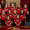 2013-2014 JV Softball Team (Photography by Geskus Photography)