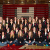 2013-2014 Girls Varsity Track Team (Photography by Geskus Photography)