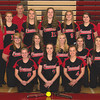 2013-2014 Varsity Softball Team (Photography by Geskus Photography)