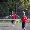 Boys Varsity Tennis - 9/17/2015 Big Rapids