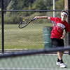 Boys Varsity Tennis - 9/17/2015 Big Rapids