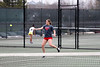 Girls Varsity Tennis - 4/21/2014 North Muskegon