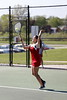 Girls Varsity Tennis - 5/13/2015 Muskegon Catholic Central
