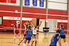 Girls JV Volleyball - 8/25/2010 W. MI Conference Crossover