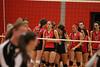 Girls Varsity Volleyball - 10/4/2011 Grant (Parents' Night)