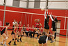 Girls Varsity Volleyball - 10/18/2011 Newaygo