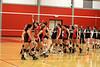 Girls Varsity Volleyball - 10/18/2011 Newaygo