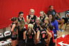 Girls Varsity Volleyball - 9/6/2012 Tri Muskegon Ravenna