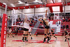 Girls Varsity Volleyball - 9/25/2012 Spring Lake